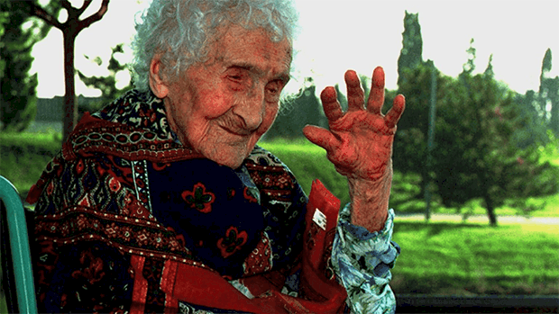 oldest woman ever lived